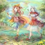 130812: Nea & Eriu