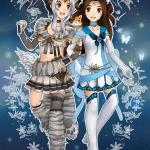 130217 - Sailor Tsui, Sailor Minkowski, and Pippin