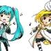101208: Alt!Vocaloid Set#1