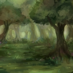 141020: Mesyaria's Forest